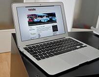 TENDA3 - Website