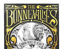 THE BONNEVILLES. Arrow Pierce My Heart