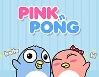 Pink n Pong - Social Media Content