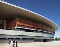 new serra dourada stadium