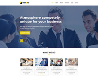 Rotpro - Corporate PSD Template