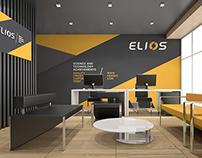 Elios Branding corporate identity