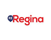Real Estate Regina / Saskatoon Logos