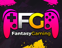Fantasy Gaming - Logo, Avi and Banner Design