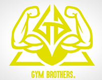 Gym Brothers brand design
