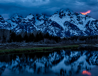 In Search of Teton Light