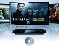 DVD | motion graphic menus