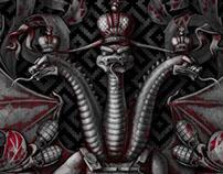 Dragon Gorinich Змей Горыныч