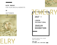 Jewelry Exhibition | Modern and Creative Templates