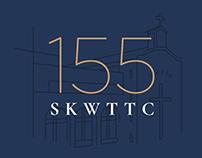 SKWTTC 155th Anniversary Bookmark