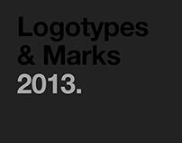 Logotypes & Marks 2013
