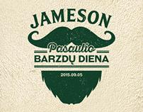 Jameson World Beard Day [2015]