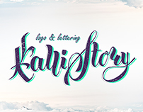 Callistory- logo & lettering