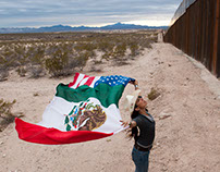 LA FRONTERA: Artists along the US-Mexico Border