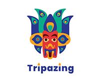 Tripazing - Brand Identity Design