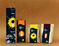 Blot, Natural Dye Packaging