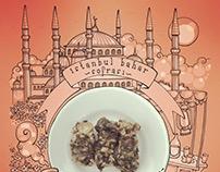 Armada Hotel - Istanbul Bahar Sofrası