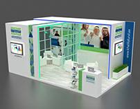 Khalifa Fund Exhibition Stand