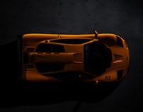 McLaren F1 LM & P1 LM