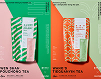 飲joy-Biz tea Packaging|有記名茶
