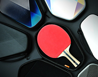 NOVA hard racket case