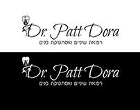 Dr Patt Dora Logo Design
