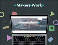 Makers Work Website