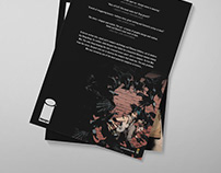 Undying Love TPB Iconography & Page Design