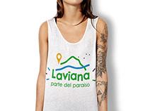 1º Premio Diseño de marca turística 2018 Laviana