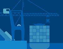 Animation du Port de Montréal 2017