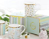 Guri Schanke // Porcelain Mugs