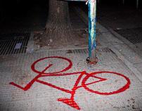 Recuerdo de una bicicleta robada