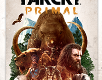 Far Cry Primal | Poster