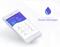 Diesel Manager Mobile App