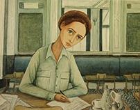 "Simone de Beauvoir ""Mujeres 2"""