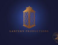 Lantern Productions logo concept