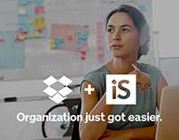 iStock + Dropbox integration