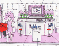 Pukka Insurance stand concept