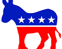Democratic Party Banner for Facebook