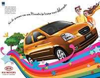 Kia Motors - Print