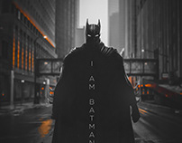 The Batman Artwork