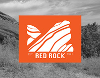 Red Rock, Colorado Logo