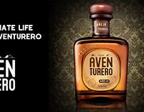Advertising Campaign _ Tequila Aventurero