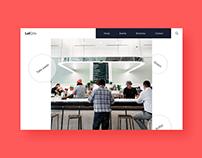 UI/UX Website Design (LalQila)