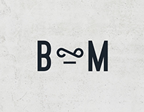 """Branding + Webdesign / """"Brenner Mai"""""""