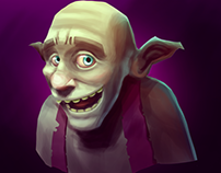 Goblin illustration