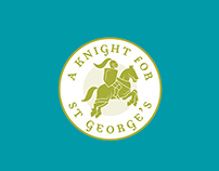 St. George's Episcopal School Brand Project
