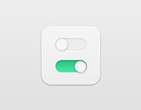 Toggle Switch - Animation