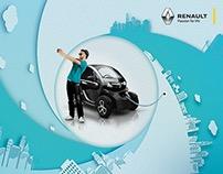 Lanzamiento Renault Twizy