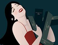 Mademoiselle de Paris - Illustrations